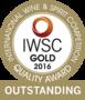 IWSC Gold Outstanding 2016