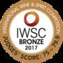 IWSC Bronze 2017