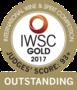 IWSC Gold Outstanding 2017