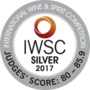 IWSC Silver 2017