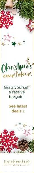 Laithwaites Christmas Countdown
