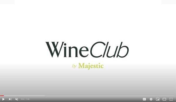 Majestic Wine Club Video Link