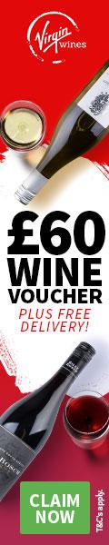 £60 Virgin WineBank Voucher