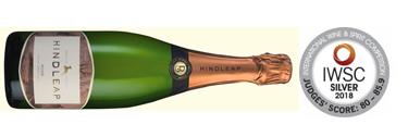 Bluebell Vineyard Hindleap Brut Rose Vintage