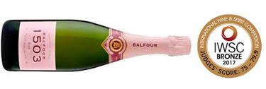 Hush Heath Balfour 1503 Rose Dry NV