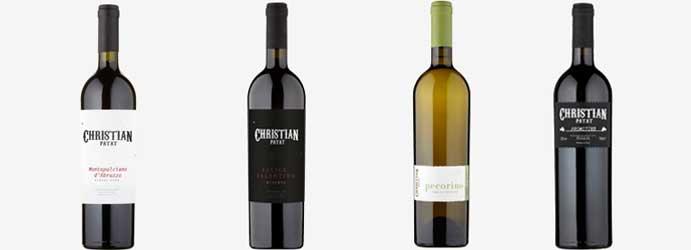 Shop Christian Patat Wine
