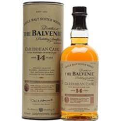 Balvenie 14 y/o Caribbean Cask