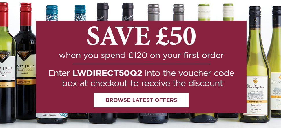 Laithwaites £50 Voucher Offer
