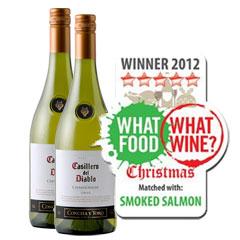 Christmas Dinner Wine Matching