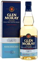 Glen Moray Peated Speyside Single Malt Scotch...
