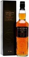 Glen Scotia 15 Year Old Campbeltown Single Ma...