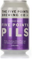 Five Points Pils Lager / Pilsner Beer