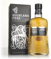 Highland Park 10 Year Old - Viking Scars Sing...
