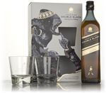 Johnnie Walker Double Black Gift Pack with 2x...
