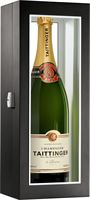 Taittinger - NV Jeroboam In Black Box Champagne Gi...
