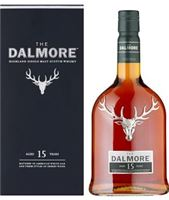 Dalmore 15 Year Old Highland Single Malt Scot...