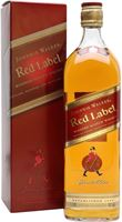 Johnnie Walker Red Label Whisky 1L