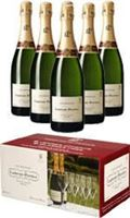 Laurent Perrier Brut NV Party Case with Glass...