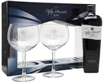 Fifty Pounds Gin Glass Pack