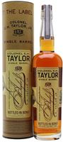 Colonel E.H. Taylor Single Barrel Bourbon