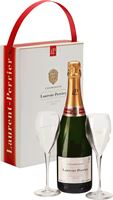Laurent Perrier Brut NV Gift Pack