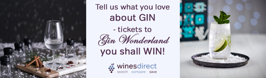 Winesdirect Gin Facebook Competition