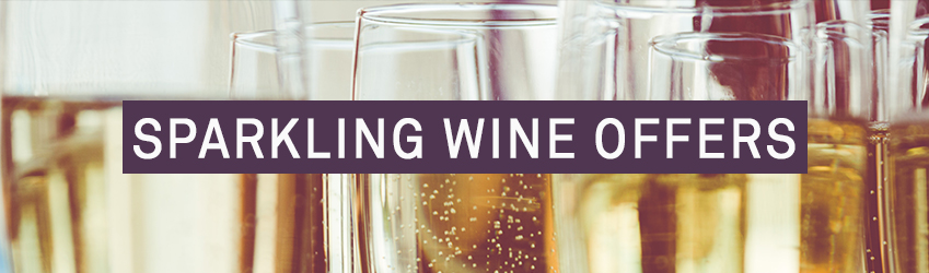 Sparkling Wine offers