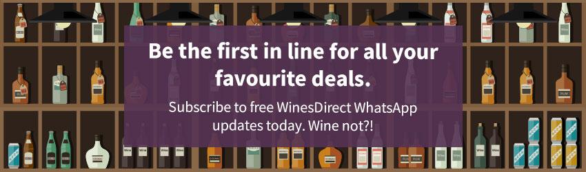 WinesDirect WhatsApp Updates