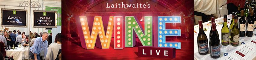 Laithwaites London Live Tasting