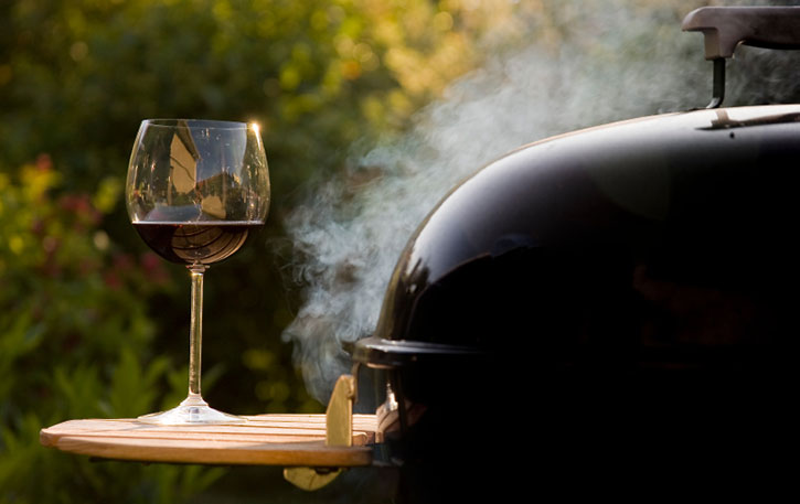 The Best Wines With A BBQ