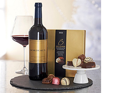 Bordeaux and Chocolates