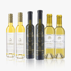 Christmas Dessert Wines Six