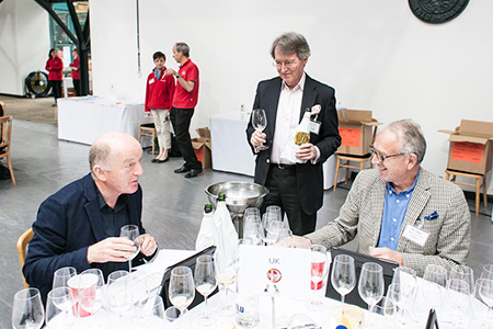 Decanter World Wine Award Judging 2014