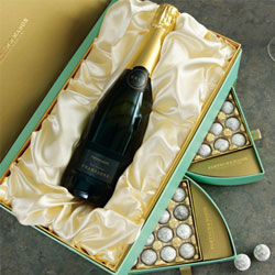 F&M Champagne & Chocolates