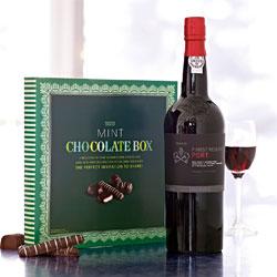 Port & Chocolate