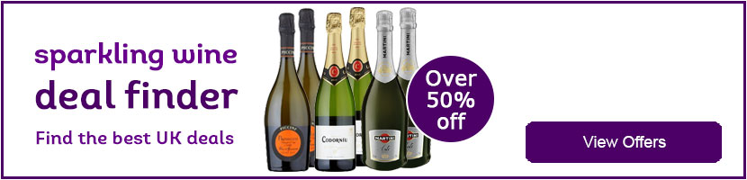 Half Price Sparkling Wine