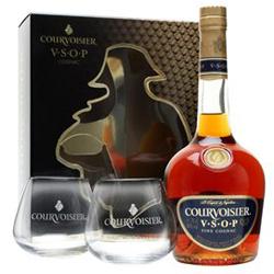 Courvoisier VSOP Cognac Gift Pack