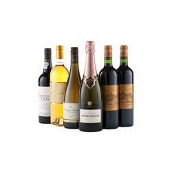 The Perfect Dinner Party Fine Wine Mixed Case