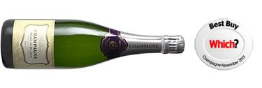 Waitrose Blanc de Blancs Champagne