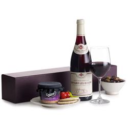 Fine Burgundy & Pheasant Pate Gift