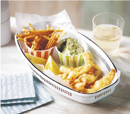Fizz & Chips