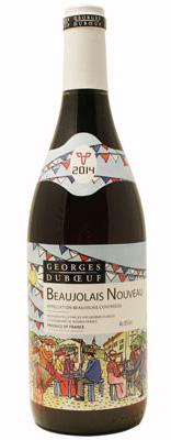 Beaujolais Nouveau 2014 Bottle