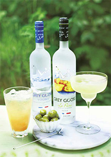 Waitrose Grey Goose Cocktail