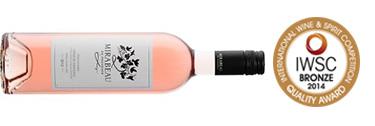 Mirabeau Cotes De Provence Rosé