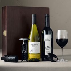 Screwpull Wine Gift Set