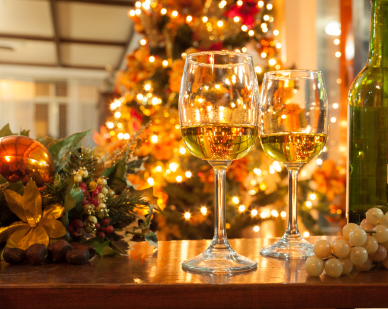 Best Christmas White Wines