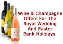 Easter Wine And Champagne Offers
