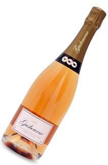 Gusbourne Sparkling Rosé 2009
