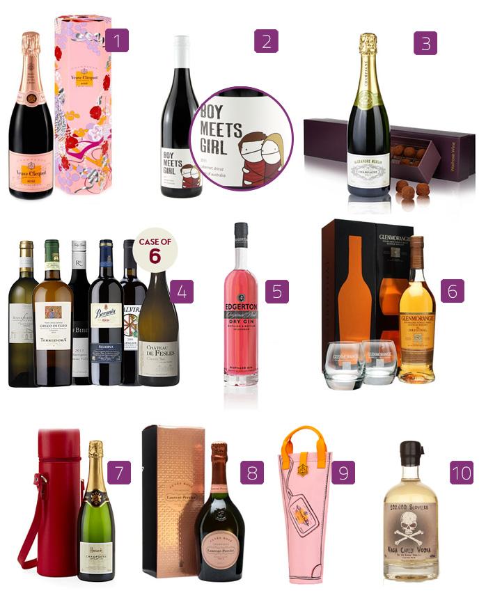 Best Valentines Wine Gifts 2014